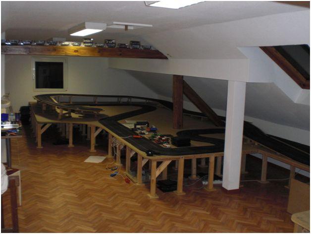 k town circuit carrera universal 132. Black Bedroom Furniture Sets. Home Design Ideas